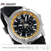 オリエント 逆輸入 海外モデル 日本製 クロノグラフ クオーツ メンズ 腕時計 STW01007B0...