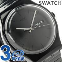 スウォッチ オリジナル ニュージェント ユニセックス スイス製 腕時計 SUOB708A Swatc...