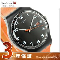 スウォッチ オリジナル ニュー ジェント フォー・フォックス クオーツ ユニセックス 腕時計 SUO...
