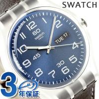 スウォッチ オリジナル ニュー ジェント デイリー・フレンド クオーツ ユニセックス 腕時計 SUO...