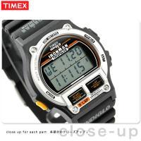タイメックス 腕時計 アイアンマン エディション1986 メンズ ブラック TIMEX T5H961...