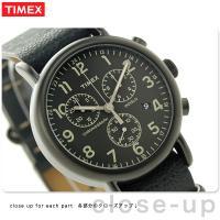 正規品 タイメックス ウィークエンダー 40mm クロノグラフ メンズ 腕時計 TW2P62200 ...