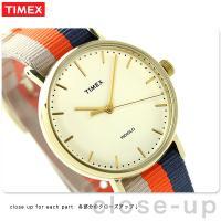 正規品 タイメックス ウィークエンダー フェアフィールド 37mm クオーツ レディース 腕時計 ア...