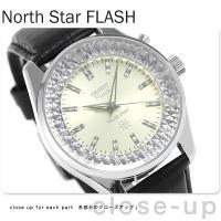 オリエント 逆輸入 海外モデル ノーススター フラッシュ 復刻モデル 限定モデル 手巻き メンズ 腕...