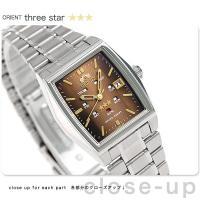 オリエント 逆輸入 海外モデル スリースター 自動巻き レディース 腕時計 URL035NQ ORI...