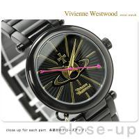 ヴィヴィアン・ウエストウッド 腕時計 レディース 鍵型チャーム オールブラック Vivienne W...