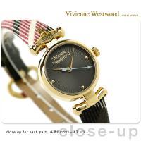 ヴィヴィアン・ウエストウッド レディース 腕時計 VV090CHBR Vivienne Westwo...