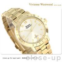 ヴィヴィアン ウエストウッド ブルームズベリー 34mm クオーツ レディース 腕時計 VV152G...