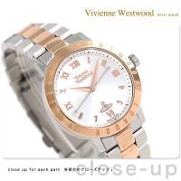 ヴィヴィアン ウエストウッド ブルームズベリー 34mm クオーツ レディース 腕時計 VV152R...