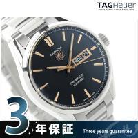 タグ・ホイヤー カレラ キャリバー5 デイデイト 自動巻き メンズ 腕時計 WAR201C-BA07...