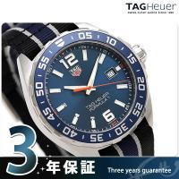 タグ・ホイヤー フォーミュラ1 200M 43MM スイス製 クオーツ メンズ 腕時計 WAZ101...