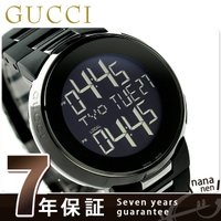 7年保証キャンペーン グッチ アイグッチ XL メンズ 腕時計 YA114205 GUCCI I-G...