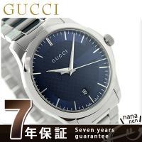 7年保証キャンペーン グッチ G-タイムレス メンズ 腕時計 YA126440 GUCCI G-TI...