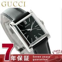7年保証キャンペーン グッチ Gタイムレス レクタングル レディース 腕時計 YA138503 GU...
