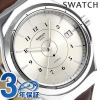 スウォッチ アイロニー システム51 システム アース 42mm スイス製 自動巻き メンズ 腕時計...