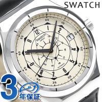 スウォッチ アイロニー システム51 システム ソウル 42mm スイス製 自動巻き メンズ 腕時計...