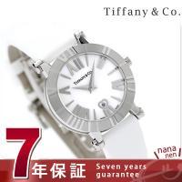 7年保証キャンペーン ティファニー アトラス 30mm レディース 腕時計 Z1300-11-11A...