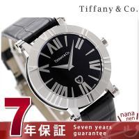 7年保証キャンペーン ティファニー アトラス 36mm レディース 腕時計 Z1301-11-11A...
