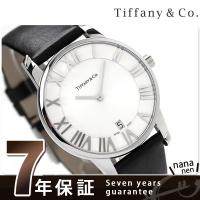 7年保証キャンペーン ティファニー アトラス ドーム メンズ 腕時計 Z1800-11-10A21A...