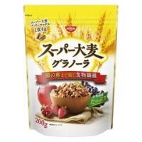 プレミア価格での販売となります。  日清シスコ スーパー大麦グラノーラ 200g 数量 1=1個です...