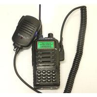 社外品アマチュア無線機用マイクです。新品です。  TG-UV2用 スピーカーマイク (F型タイプ)で...