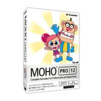 【画像にボーンを加え、音楽を組み合わせて簡単にキャラクターアニメを作成できるソフトウェア 「Moho...