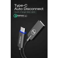 オープン記念 Type C Android ケーブル (USB-C USB-A) qc3.0 1.5m レッド グレー Mcdodo日本 一年保障