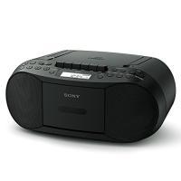 (新品・未使用品) ソニー SONY CDラジカセ レコーダー CFD-S70 : FM/AM/ワイ...