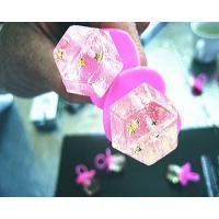 ジュエルリング (3cmix) 30ケ/3袋 ダイヤのみ(cmix)|natukashiya-honp|04