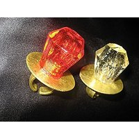 2ケからおつくりlします(色はご指定可能、ない場合は赤、青の2色)  黄金の台座はアフタ−ユーズ(フ...