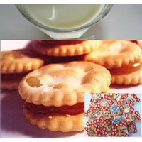 砂糖、小麦粉、ジャム、色素、これ以外なんにも使用していない、きわめて素朴なお菓子なのです、味は・・・...