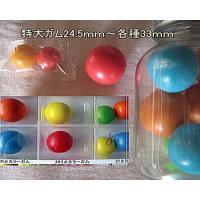 23mm 「でか玉」 ガムボール- プールバーガム 40|natukashiya-honp|02