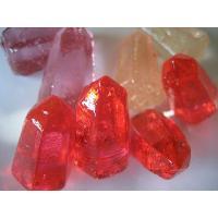 水晶のアメ、直下火で製造してます、カリとした歯ごたえです、夏でもなかなか「泣きません」香ばしいのはこ...