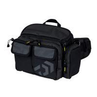 ■納期:即納 ■カラー:BK(ブラック) ■ジャンル:タックル収納/タックルバッグ/ウエストバッグ型...