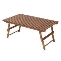 ■納期:即納 ■カラー:BR(ブラウン) ■ジャンル:テーブル・チェア&スタンド/テーブル/キャンプ...
