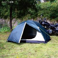 テント BUNDOK ツーリングテント グリーン