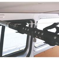 ■納期:即納 ■カラー:ブラック ■ジャンル:ロッド収納/ロッドホルダー&ロッドベルト/車載用 ■メ...