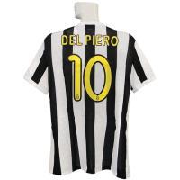 08-09年ユベントスホーム オーセンティックの半袖 デルピエロです。