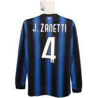 10-11年インテルホームのサネッティ 長袖シャツです。