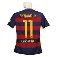 15-16年バルセロナ/オーセンティック/ホーム ネイマール半袖シャツです。