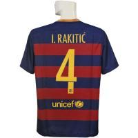 15-16年バルセロナ/チャンピオンズリーグ/ホーム 半袖/ラキティッチです。