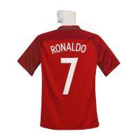 16-17年ポルトガル代表/ホーム/半袖 ロナウドです。