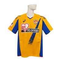 13-14年ベガルタ仙台のホーム半袖シャツです。