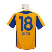 13-14年ベガルタ仙台のホーム半袖 ウイルソンです。