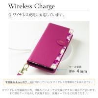 iphone se2 se ケース 第2世代 手帳型 iphone11 ケース手帳型 iphone8 iPhone7 ケース おしゃれ 花柄 fleur|ndos|09