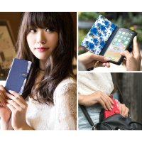 iphone se2 se ケース 第2世代 手帳型 iphone11 ケース手帳型 iphone8 iPhone7 ケース おしゃれ 花柄 fleur|ndos|10