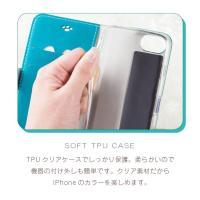 iPhone8 iPhone7 6s 6 Plus ケース 手帳型 iPhone 8 iPhone7Plus 手帳 アイフォン8 スマホケース かわいい 手帳型 おしゃれ 猫 ミネット minette|ndos|08