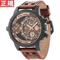 ポリス POLICE 腕時計 メンズ ADDER アダー 14536JSB-012A ヨーロッパで人...