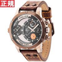 ポリス POLICE 腕時計 メンズ ADDER アダー 14536JSBN-02 ヨーロッパで人気...