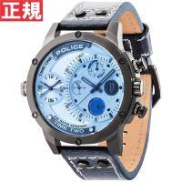 ポリス POLICE 腕時計 メンズ ADDER アダー 14536JSU-13A ヨーロッパで人気...